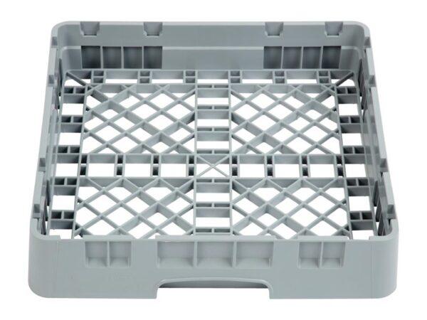 Casier de base standard Camrack Cambro gris 50 cm