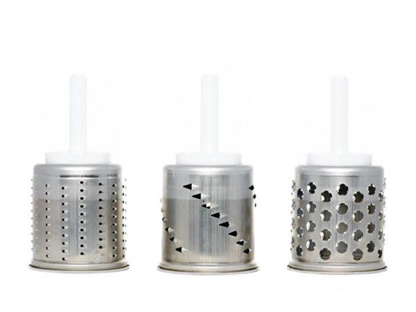 Cylindres supplémentaires Kitchenaid x3 ref 5KSMEVMSC