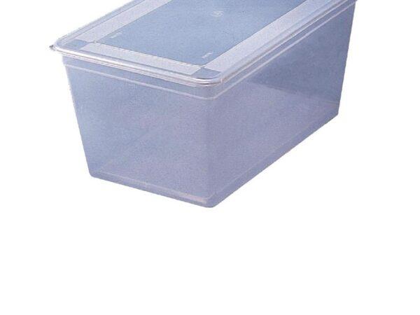 Boîte de stockage GN1/2 Bourgeat Modulus utilisation intensive 7,5L