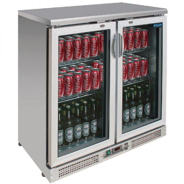 Arrière-bar 180 bouteilles Polar