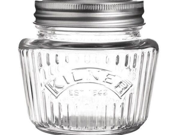 Bocal hermétique vintage Kilner 250ml