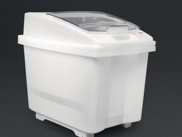 Boîte à ingrédients transparente Araven 100L