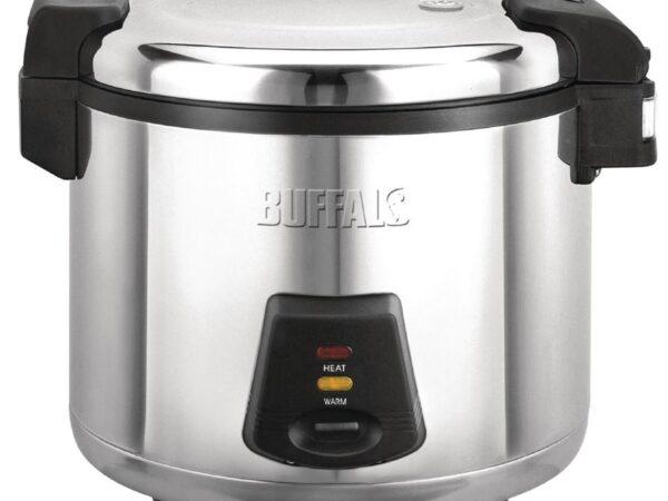 Marmite à riz professionnelle Buffalo 6L
