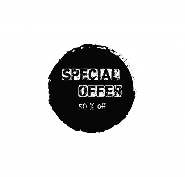 modele logo offre speciale